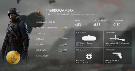 thebrogamerx-stats-post-season-1