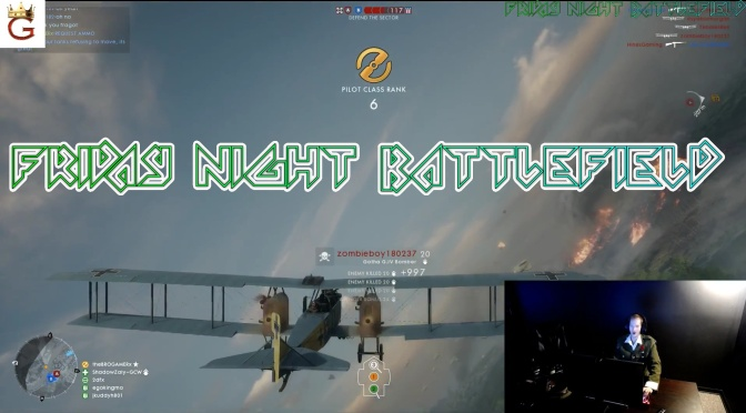 EPIC ACTION – A-TEAM WORK!! ITS FRIDAY NIGHT BATTLEFIELD! GCW STYLE