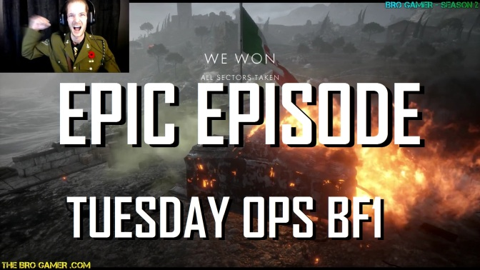 EPIC OPERATIONS – WE WIN BOTH ROUNDS!
