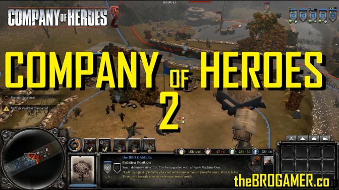 COMPANY OF HEROES 2 – PC – 1080p – HD