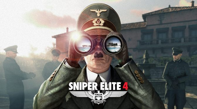 SNIPER ELITE 4 – the Series – in 2k 60fps – IS OFF THE HOOK