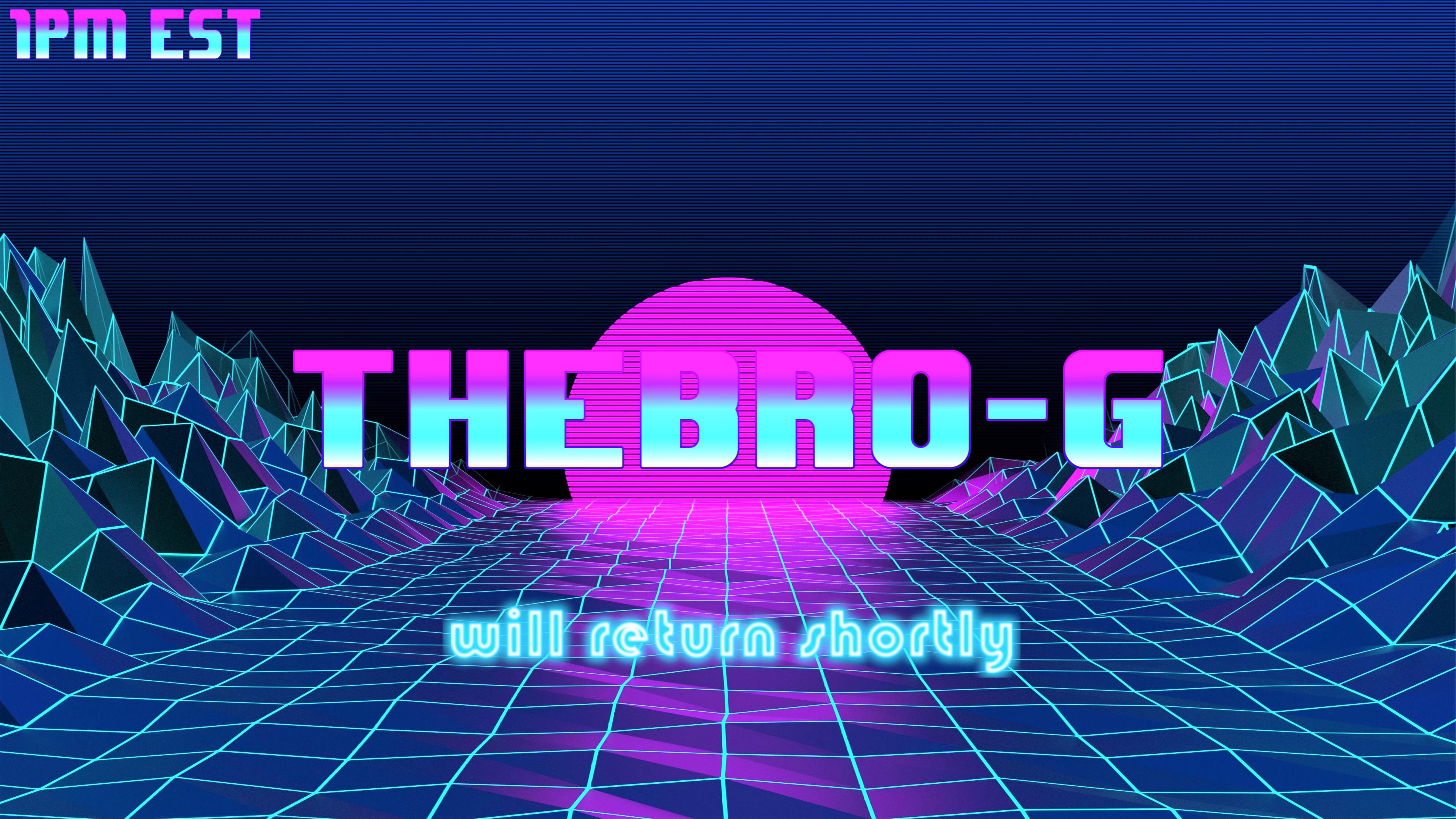 the bro g offline banner 2